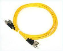 Fiber Optic Patch Cord WPC-ST/PC-SM-DC