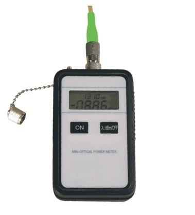 Handheld Fiber Optic Power Meter  PM3205