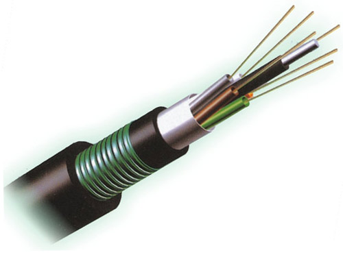 Outdoor Fiber Optical Cable GYTS-24F