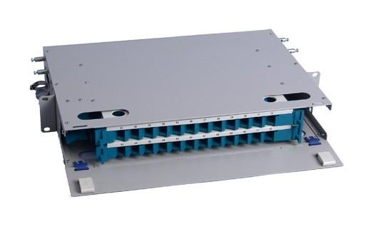 Fiber Optic Distribution Box FDB-12F-1U
