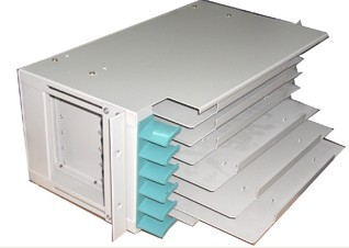 Optical Modular Distribution Frame FMDB-72F-4U