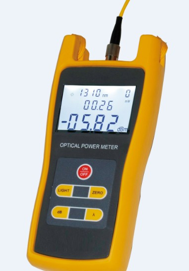 Handheld Fiber Optic Power Meter PM3208