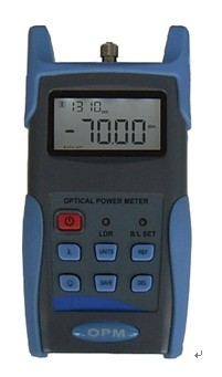 Handheld Fiber Optic Power Meter PM3216