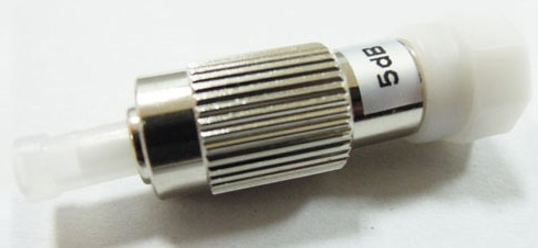 Fiber Optic Attenuator WATT-FC/UPC-MF
