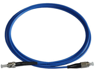 Armored optical patch cord SC/APC